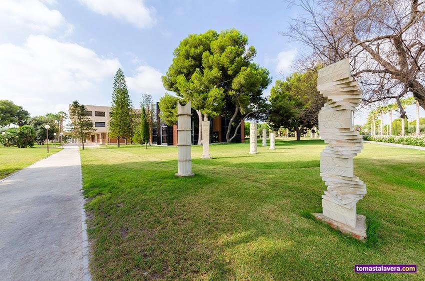 Nikon D5100, 10-20 mm, Paisajes, Edificios y Monumentos, Facultad de Derecho, Universidad de Alicante,