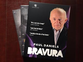 ポール・ダニエルズ/Paul Daniels BRAVURA