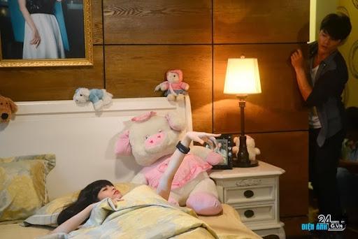 """Ca sĩ Trương Quỳnh Anh trong phim """"Đêm giao thừa ấm áp""""-4 Ca sĩ Trương Quỳnh Anh trong phim """"Đêm giao thừa ấm áp"""""""