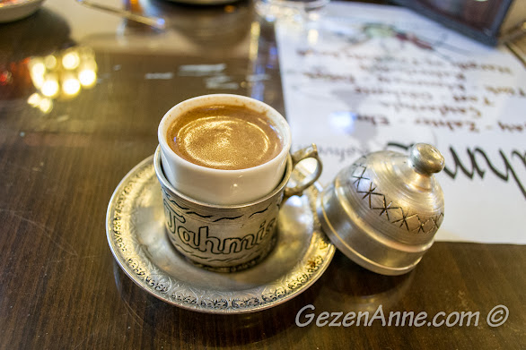 menengiç kahvesi, Tahmis Kahvesi Gaziantep