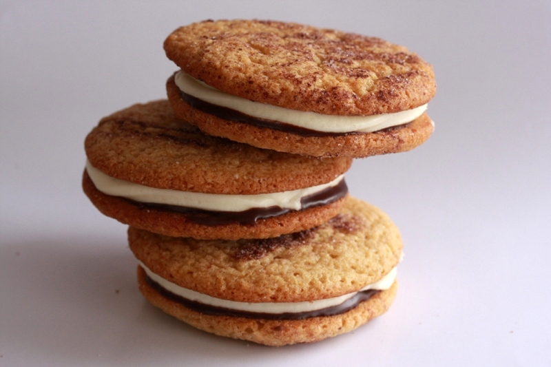 If there is a way to further my love of tiramisu, the cookies pictured ...