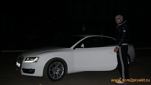 Машина Виктора Хорикова