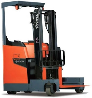 Toyota 4-way reach truck 8FBS20 - 8FBSS20