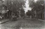 Bridge Street looking east from canal, Lambertville, circa 1890
