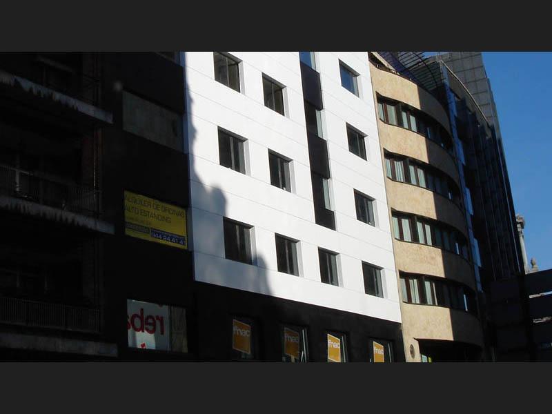 Obra FNAC Bilbao