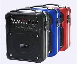 Loa Daile S10 (KÈM 1 micro không dây) - có bluetooth