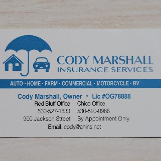 Cody Marshall