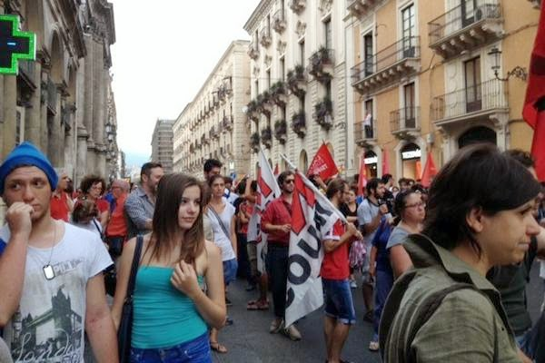 Catania per la Palestina