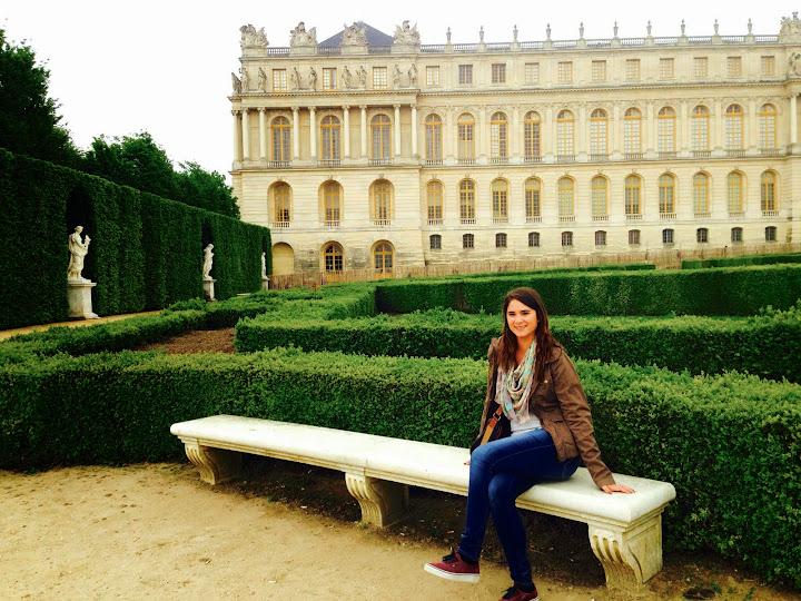 Emily Dorso: #StudyAbroadBecause Adventure Awaits