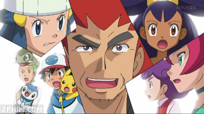 Ảnh trong phim Bảo Bối Thần Kỳ 15 - Pokemon Season 15 1
