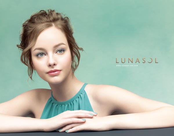 Lunasol Makeup Collection For Spring 2013