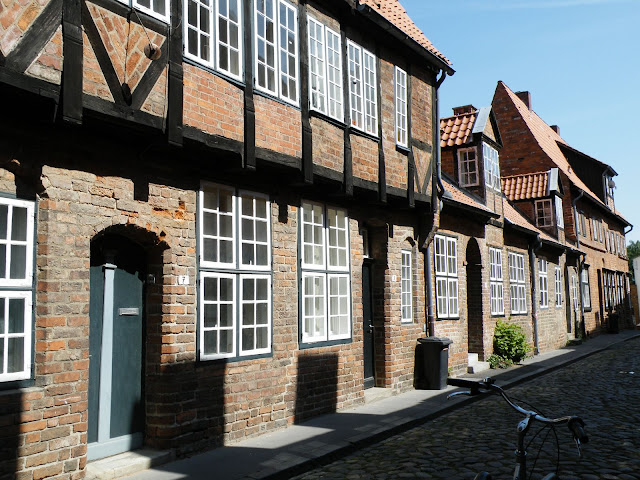 Sightseeing in  Lubeck Altstadt Ganghaus im Medingsgang, Germany, visiting things to do in Germany, Travel Blog, Share my Trip