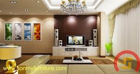 Mẫu nội thất  căn hộ SMF700