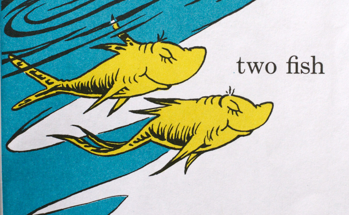 Dr seuss thing 1 clip art for Dr suess fish