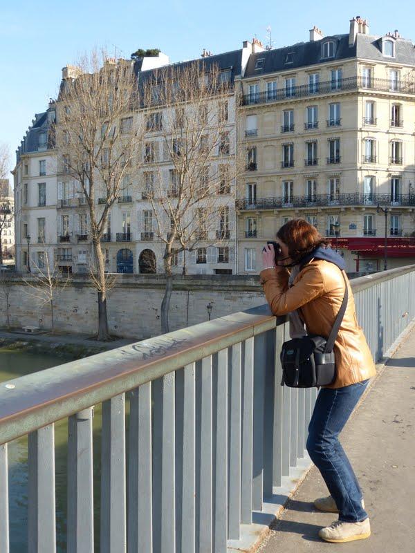 LES PHOTOS: lever de soleil sur la Seine P1080943