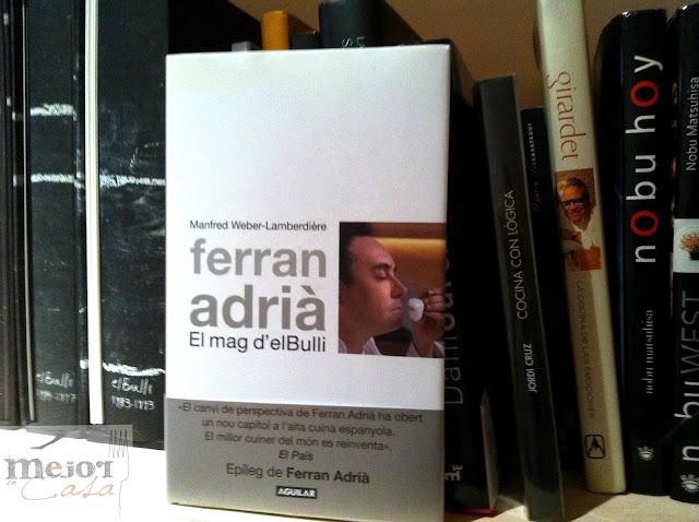 Ferran Adrià el mag d'elBulli restaurante a domicilio Mejor en casa