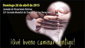 Jornada Vocaciones Nativas 2015