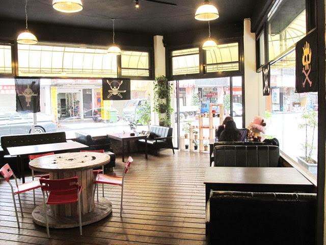 室內空間1-LV5.5 新人類樂園海賊王主題餐廳