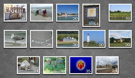 Puzzle Ferien 2012
