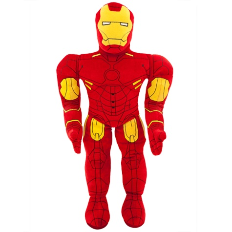 Iron Man 2 Plush Pillow The Iron Collector