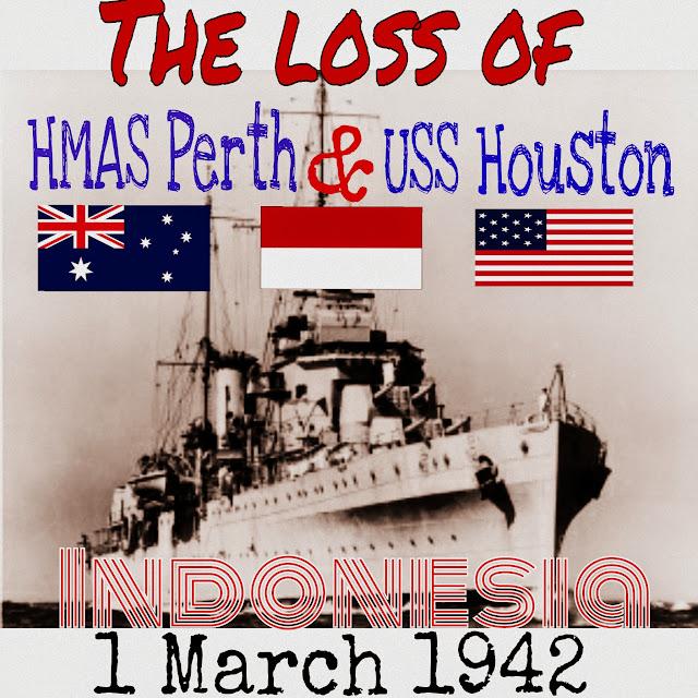 Amerika, Australia dan Indonesia Peringati Pertempuran Selat Sunda 1 Maret 1942