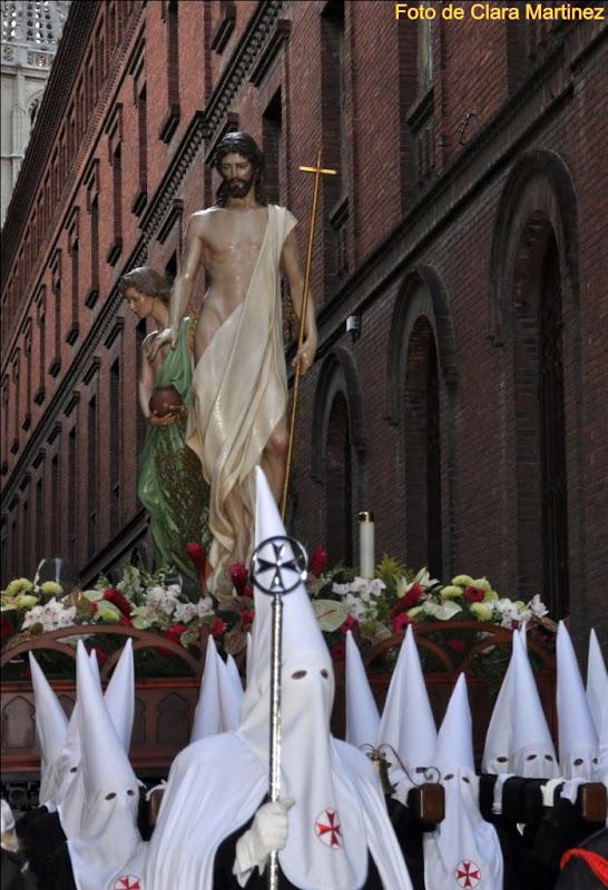 Paso El Hombre Nuevo, Cofradía del Santo Sepulcro Esperanza de la Vida, León