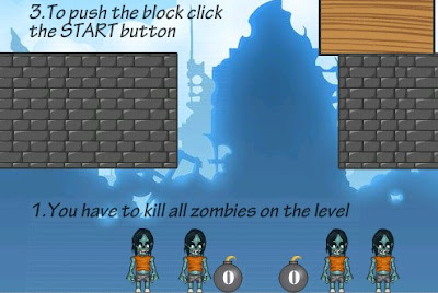 Zombie Physics walkthrough.