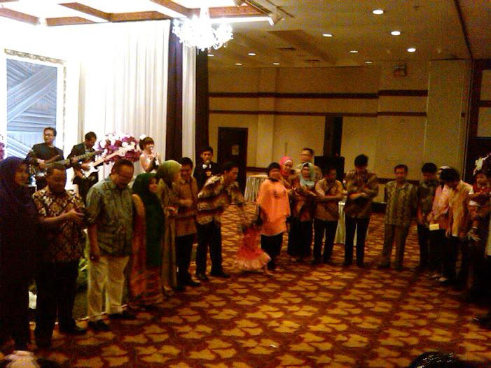 Bandung entertainment, eo bandung, jasa musik entertainment bandung, jasa eo di bandung, event di holiday Inn hotel bandung