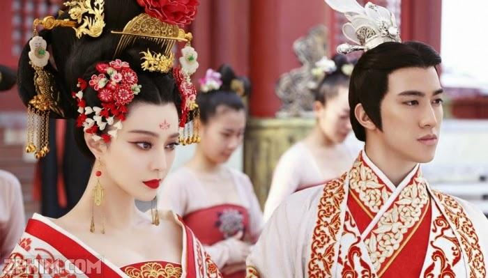 Ảnh trong phim Võ Tắc Thiên - The Empress of China 5