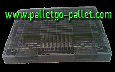pallet nhựa một mặt chuyên sử dụng xe nâng tay và nâng máy