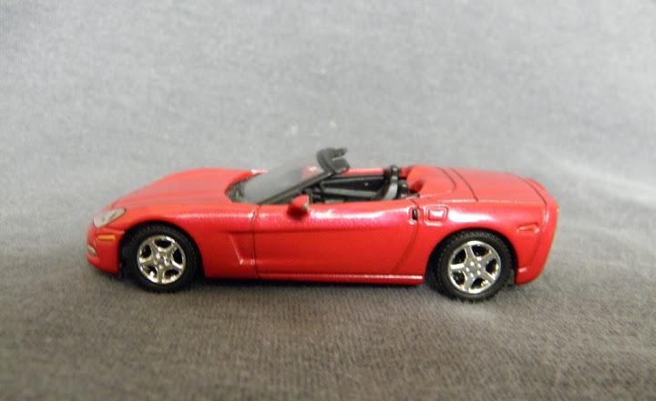 Corvette y Camaro; GL 1/64 PA231221
