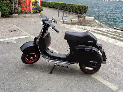 restauro vespa pk 50 s fc garage restauri. Black Bedroom Furniture Sets. Home Design Ideas