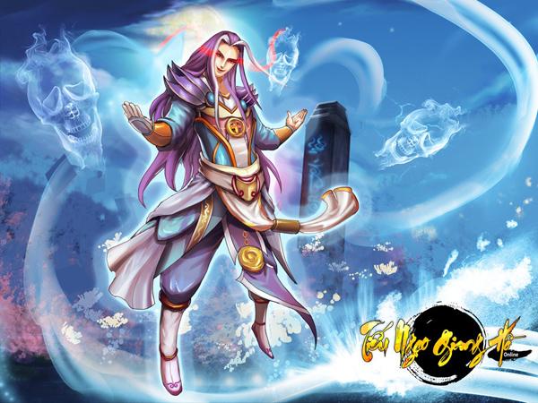 Tiếu Ngạo Giang Hồ của Soha Game là game mobile 2