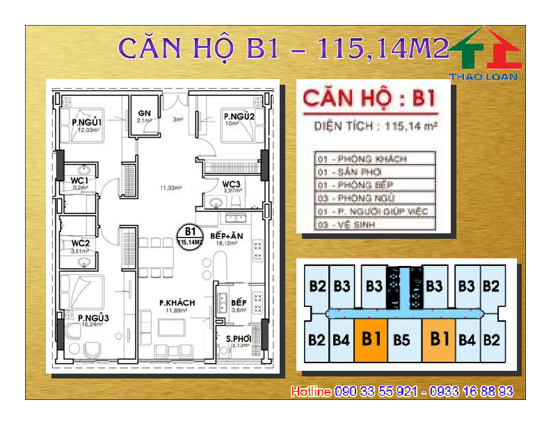 Căn hộ Thảo Loan Plaza Trung Sơn Apartment, Bình Chánh giá đặc biệt