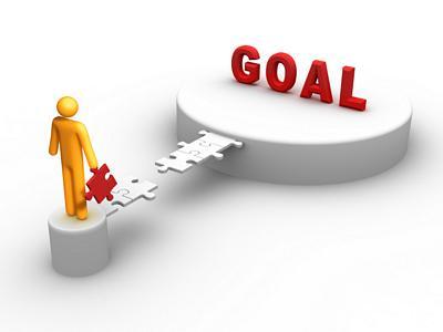 blogging goal