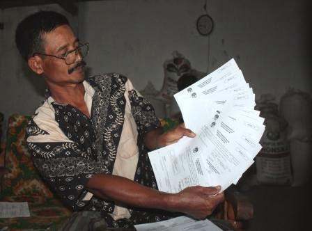 Masuk Masa Tenang, Kabupaten Ngawi Masih Ditemukan  Nama Pemilih Ganda