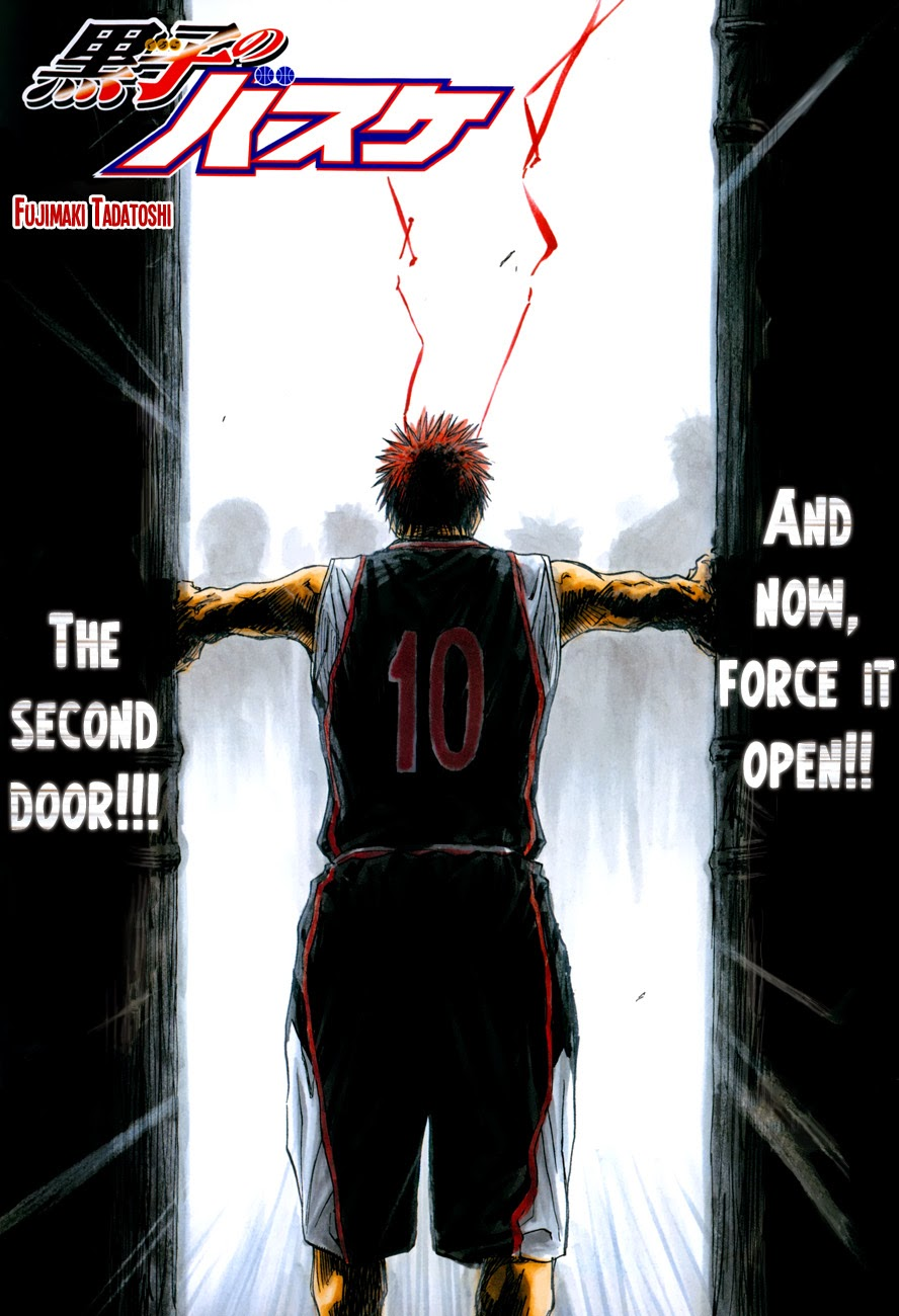 Kuroko no Basket Manga Chapter 270 - Image 01