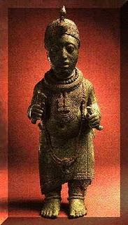 Goddess Oduduwa Image