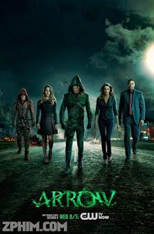 Mũi Tên Xanh 3 - Arrow Season 3 (2014) Poster