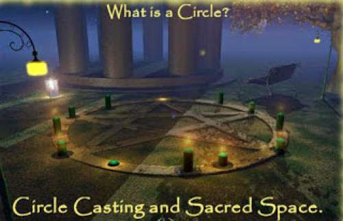 Circle Casting By Scott Cunningham