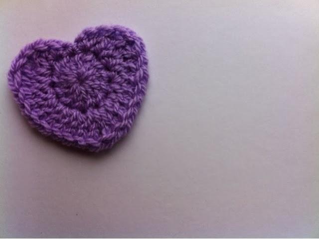 Frofunky Two Free Super Simple Crochet Heart Patterns