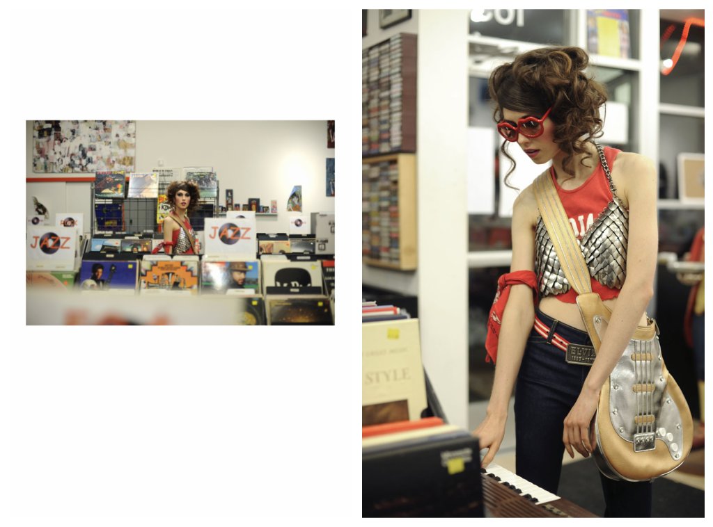 Ignite Models Rikki By Stephanie Colgan