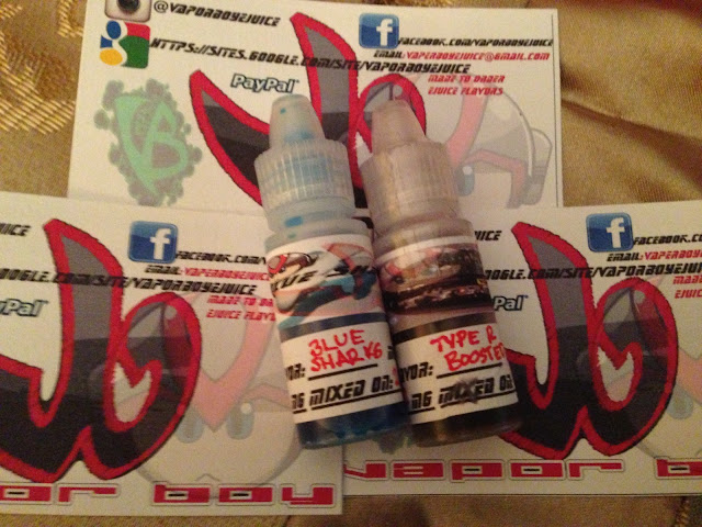 Vapeing the world one Vape at a time: Review For Vapor Boy
