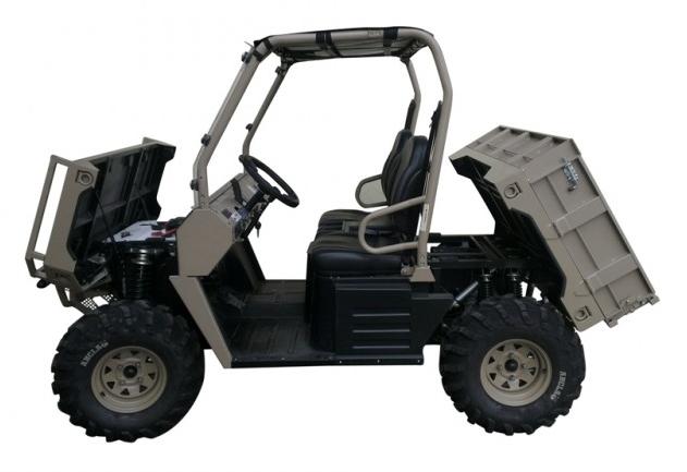 500cc Military Agmax 4x4 Farm UTV Side By Side tilt tray