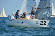 J/24 Sailors for the Sea- sailing World Championship