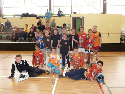 Juniors Caen Floorball & Conquérants/Drakkars