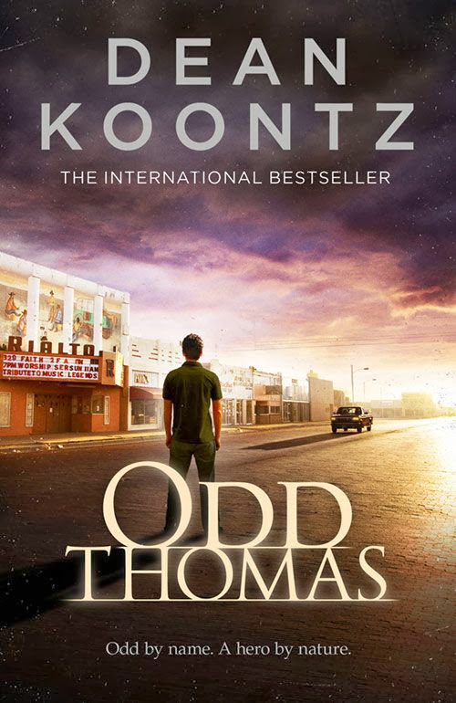 Poster Of English Movie Odd Thomas (2013) Free Download Full New Hollywood Movie Watch Online At Alldownloads4u.Com