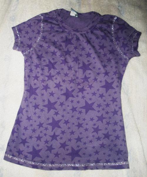 Inspiração estrelas - camiseta