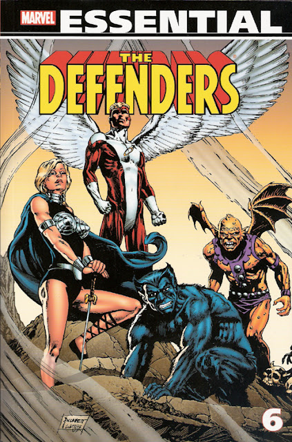 Essential Defenders, v. 6 cover