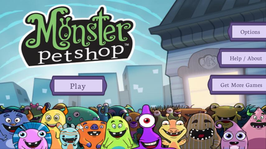 Monster Pet Shop | เกมส์เลี้ยงสัตว์ประหลาดน่ารัก | โหลดเกมส์แอนดรอยด์ฟรี